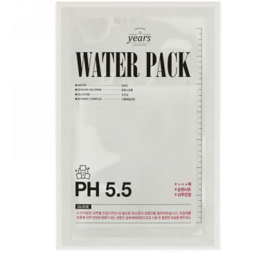 23 Years Old, Water Pack, 4 Pack, 1.06 fl oz (30 g) Each