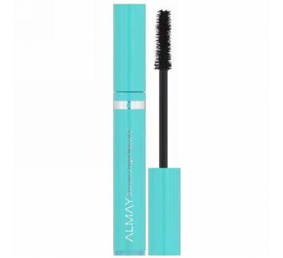 Almay, Extreme Length Waterproof Mascara, 040, Black, 0.21 fl oz (6.2 ml)