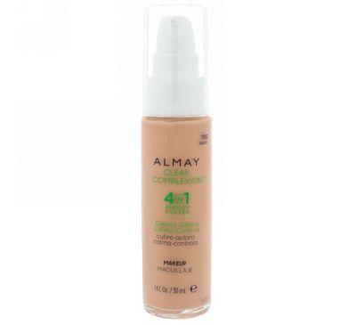 Almay, Тональный крем Clear Complexion, 700 теплый, 1 ж. унц. (30 мл)