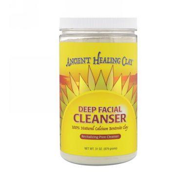 Ancient Healing Clay, Очищающее средство для глубокого очищения кожи лица, 31 унц. (879 г)