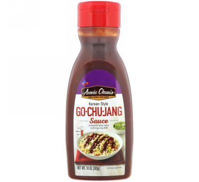Annie Chun's, Кочхуджан, Корейский кисло-сладкий соус, 10 унций (283 г)