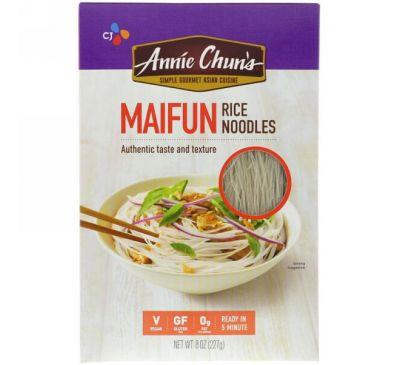 Annie Chun's, Майфун, рисовая лапша, 8 унций (227 г)