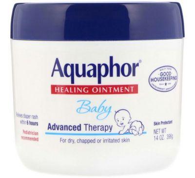 Aquaphor, Лечебная детская мазь, 14 унций (396 г)