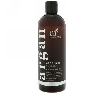 Artnaturals, Argan Oil Shampoo, Volume Enhancing, 16 fl oz (473 ml)
