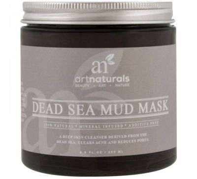 Artnaturals, Маска из грязи Мертвого моря, 8,8 унций (250 мл)