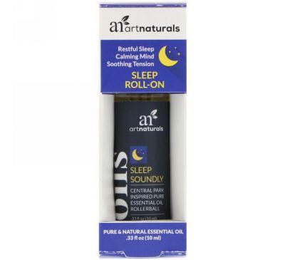 Artnaturals, Шариковый дезодорант «Сон», 10 мл