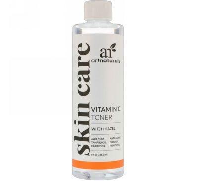 Artnaturals, Тоник с витамином С, 236,5 мл