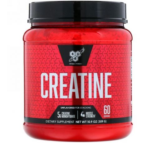 BSN, Creatine, Unflavored, 10.9 oz (309 g)