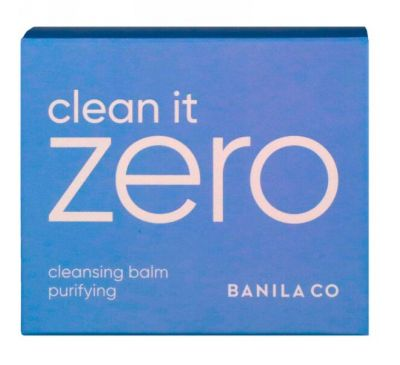 Banila Co., Clean It Zero, очищающий бальзам, 3,38 ж. унц. (100 мл)