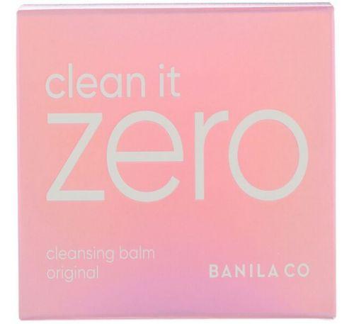 Banila Co., Clean It Zero, оригинальный очищающий бальзам, 3,38 ж. унц.(100 мл)