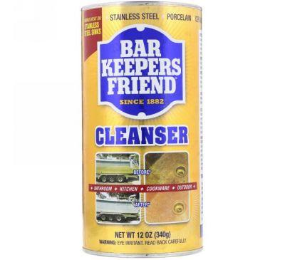 Bar Keepers Friend, Чистящее средство, 340 г