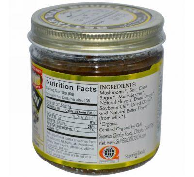 Better Than Bouillon, Organic, грибная основа, 8 унций (227 г)