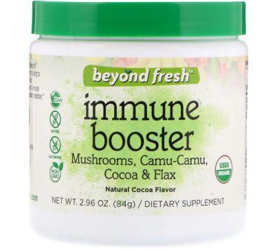 Beyond Fresh, Усилитель иммунитета, натуральный кокосовый вкус, 2,96 унц. (84 г)