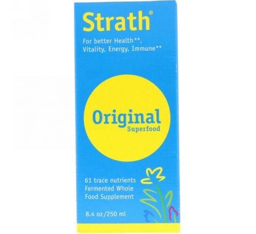 Bio-Strath, Strath, оригинальный суперпродукт, 8,4 ж. унц. (250 мл)