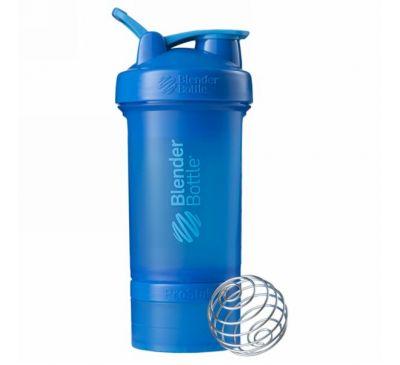 Blender Bottle, BlenderBottle, ProStak, светло-голубая, 22 унций