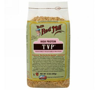 Bob's Red Mill, TVP, текстурированный растительный белок, 283 г