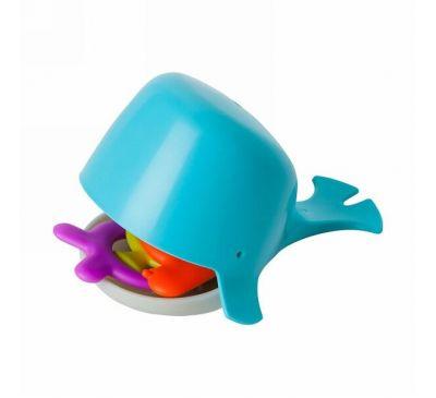 Boon, Хрум, игрушка для ванной «Голодный кит», от 12 месяцев