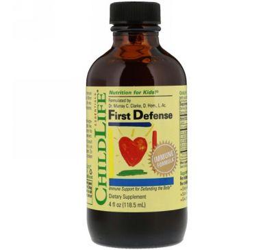 ChildLife, Важные питательные вещества, защита с первых дней, 118,5 мл