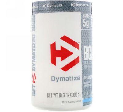 Dymatize Nutrition, Аминокислоты с разветвлённой цепью, 0,6 унц. (300 г.)