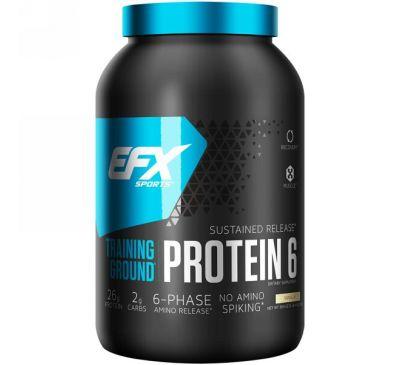 EFX Sports, Training Ground, Protein 6, 2 lbs (1089 g)