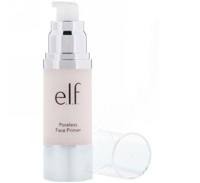 E.L.F. Cosmetics, Парймер для лица, скрытвающий поры, прозрачный, 1,01 ж. унц. (30 мл)