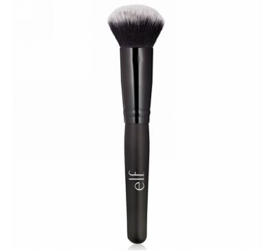E.L.F. Cosmetics, Selfie Ready Powder, Blurring Brush, 1 Piece