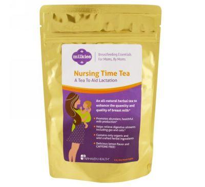 Fairhaven Health, Чай для кормящих грудью женщин, со вкусом лимон, 4 унции