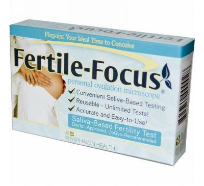 Fairhaven Health, Фокус на плодородии 1 личный микроскоп овуляции