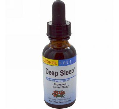 Herbs Etc., Глубокий сон, без спирта, 29,5 мл