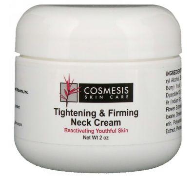 Life Extension, Косметический уход за кожей, подтягивающий и укрепляющий крем для шеи, 2 унции