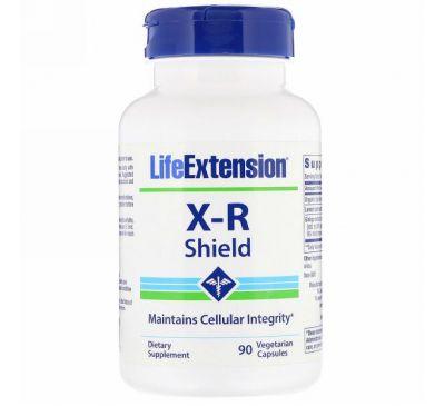 Life Extension, Щит X-R, 90 вегетарианских капсул
