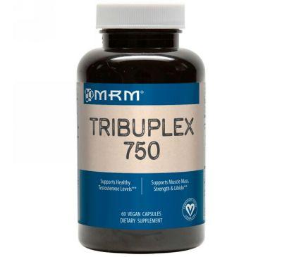 MRM, TribuPlex 750, 60 веганских капсул