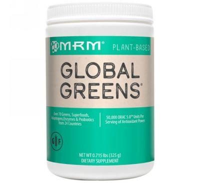 MRM, Зелень со всего мира, 8 унций (225 г)