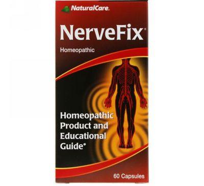 NaturalCare, «Успокоение нервов», 60 капсул