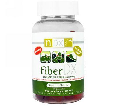 Natural Dynamix (NDX), Жевательная клетчатка DX, 90 мягкий взбитый крем алоэ вера