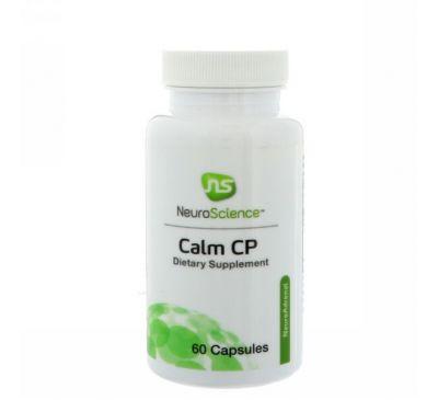 NeuroScience, Успокаивающие CP, 60 капсул