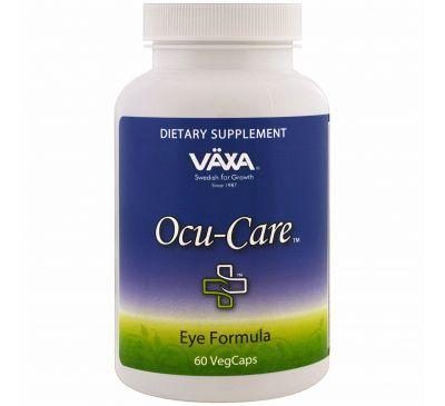 Vaxa International, Оку-кейр, 60 растительных капсул